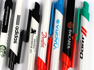 PB9906彩色广告笔