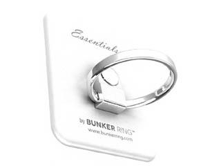 手机防摔利器Bunker Ring指环